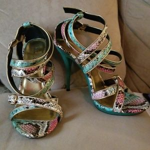 Jazzy party heels